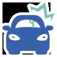 Evaluation des dommages de véhicule